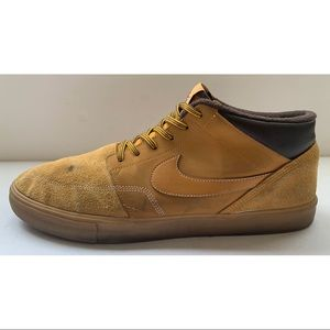 Nike SB Portmore II Solarsoft Mid-Top Shoes 13